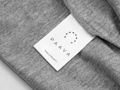 """Check out this @Behance project: """"Paava Clothing"""" https://www.behance.net/gallery/45939503/Paava-Clothing"""