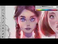 """""""Coloring Tutorial - Purple Tint"""" by Ahmed Aldoori*   • Blog/Website   (https://www.youtube.com/user/revolutions34) ★    CHARACTER DESIGN REFERENCES™ (https://www.facebook.com/CharacterDesignReferences & https://www.pinterest.com/characterdesigh) • Love Character Design? Join the #CDChallenge (link→ https://www.facebook.com/groups/CharacterDesignChallenge) Share your unique vision of a theme, promote your art in a community of over 100.000 artists!    ★"""