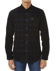 RVCA RVCA LORDS LS MENS SHIRT - BLACK on http://www.surfstitch.com