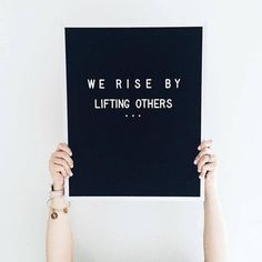 Today we rise. #mondaymotivation @kindredand.co