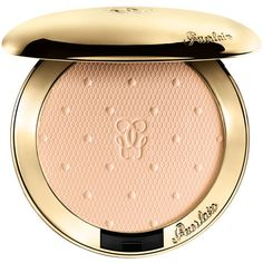 Guerlain Les Voilettes Pressed Powder (6350 RSD) ❤ liked on Polyvore featuring beauty products, makeup, face makeup, face powder, beauty, powder, accessories, faces, guerlain and compact face powder