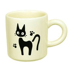 Kiki's Delivery Service Jiji Mug - Benelic Limited - Kikis Delivery Service - Mugs at Entertainment Earth
