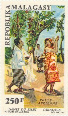 Malagasy -Net dance of the Sakalav people