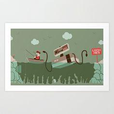 Loch NES - $16.00