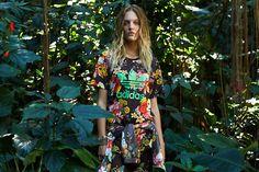 Nowa kolekcja adidas Originals x The Farm Company jesień-zima 2014/2015, fot. mat.prasowe#ranitasobanska #fashioneditorials #sportfashion