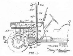 Ford    42  Deck Parts Manual Belt    diagram     MyTractorForum       LGT       145      Pinterest