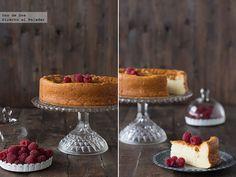 #Tarta de queso y yogur griego. #Receta http://www.directoalpaladar.com/postres/tarta-de-queso-y-yogur-griego-receta