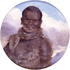 Depictions of Aboriginal People in Colonial Australian Art: Settler and unsettling narratives in the works of Robert Dowling Van Diemen's Land, Aboriginal People, Australian Art, First Contact, Tasmania, Tribal Art, Body Painting, Colonial, Statue