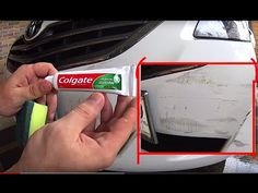 How to remove scratches from a car, how to fix scratches on a car, remove scratches from car - YouTube