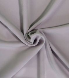 e212daf3811d2 Silky Solid Stretch Crepe Fabric 58
