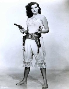 Jane Russell - Hollywood Cowgirl