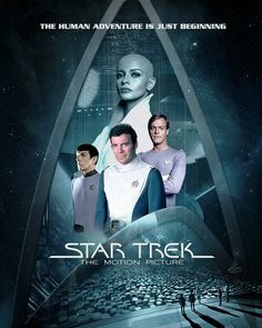 Star Trek The Motion Picture.