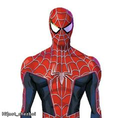 This is how Tobey Maguire would look like in Into the Spider-Verse sequel. Spiderman 2002, Black Spiderman, Amazing Spiderman, Spider Verse, Superhero Books, Avengers, Desenhos Cartoon Network, Spider Man 2, Comic Movies
