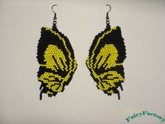 20 Off  Earrings Butterfly effect  Elegant Hand by FairyFactory, €25,00
