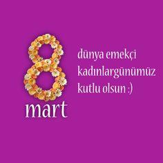 Kadınların sömürülmediği, öldürülmediği, cinsel obje olarak görülmediği, eşit bir dünya yaşamak umudu ile  #dünyakadınlargünü   müz kutlu olsun :)  www.modasmile.com  #dünyakadınlargünü    #8mart   #worldwomensday