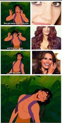 'Even Disney Thinks So' #StanaKatic