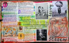 August Journal, Judy Wise