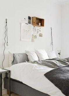 simple #home #bedroom #deco