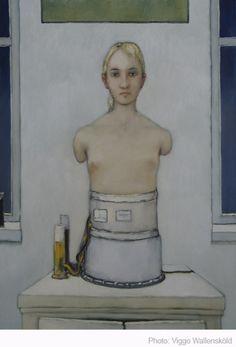 Viggo Wallensköld: Museum  2009 Museum, Sculpture, Statue, Notes, Painting, Image, Art, Art Background, Report Cards