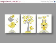 kids wall art nursery art baby nursery decor by GalerieAnais, $36.80