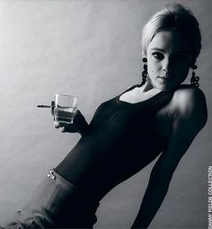 "Don't touch my soul with dirty hands"" Edie Sedgwick"