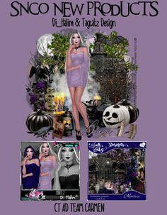 Carmen designs: MORTI 2