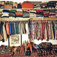 The man who owns this closet should marry me already