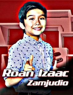 Breaking News OMG !: The Voice Kids Philippines Roan Isaac Zamjudio Philippines, The Voice, News, Children, Young Children, Boys, Kids, Child, Kids Part
