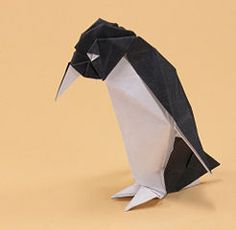 #wikiHow to Make an Origami Penguin!
