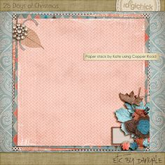 free digi scrapbook supply Digital Scrapbooking Freebies, Scrapbooking Layouts, E Frame, Printable Paper, Scrapbook Supplies, Note Cards, Paper Art, Give It To Me, Clip Art