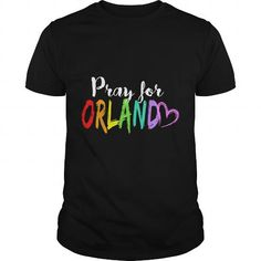 Cool Pray For Orlando T-Shirts