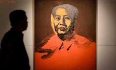 Uno de los icónicos Mao de Andy Warhol se subasta por primera vez en China
