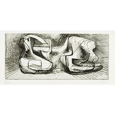 Reclining Figure IV – Works – Henry Moore Foundation collection – Henry Moore artwork – eMuseum