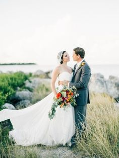 Backyard Wedding in the Florida Keys