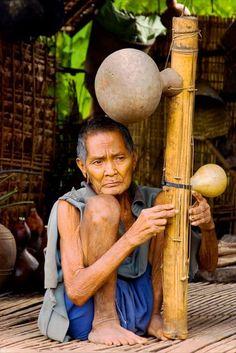Tribal elder, Cambodia