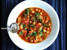 Блог современной мамы: Итальянский суп минестроне