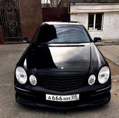 E63 AMG W211