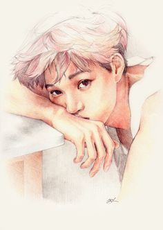 Kai fan art. Not mine. Source: mrjongin