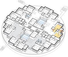 AKF Architektur - Bildungscampus Attemsgasse (Wien, 2013)