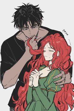 Anime Couples Drawings, Anime Couples Manga, Cute Anime Couples, Anime Guys, Anime Art Girl, Manga Art, Manga Anime, Manga Couple, Anime Love Couple