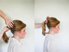 Irrelephant: How To: Pony Tail
