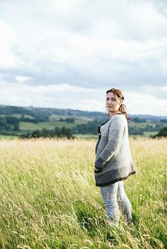 Ravelry: Teme Cardigan pattern by Joanne Scrace
