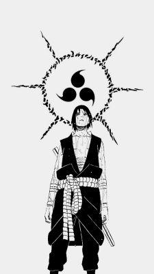 Uchiha Sasuke.