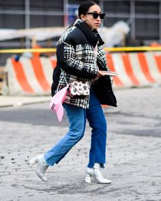 New York Fashion Week Street Style Continues to Slay