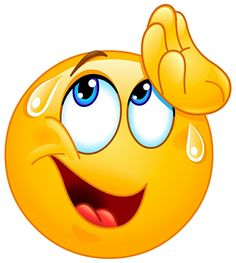 Vector illustration of smiley emoticon feeling tired. Smiley Emoji, All Emoji, Emoji Love, Cute Emoji, Emoji Images, Emoji Pictures, Funny Pictures, Funny Emoji Faces, Emoticon Faces
