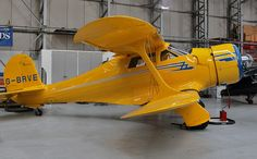 Perfection in aeronautical design: the Beechcraft Staggerwing
