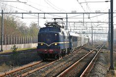 Speciale rit voordat er een line-up van 1200'n op Amersfoort plaats zou vinden, met plus +40 min kwam de sleep door Gouda Goverwelle.
