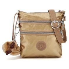 Amazon.com: Kipling Alvar Xs Cross-body Minibag (Deep Gold): Clothing