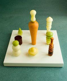 Stéphane Bureaux  Projets issus de l'exposition Tool's Food  Galerie Fraich'Attitude, Paris 2007