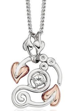 Clogau Pendant Origin Silver | C W Sellors Fine Jewellery and Luxury Watches
